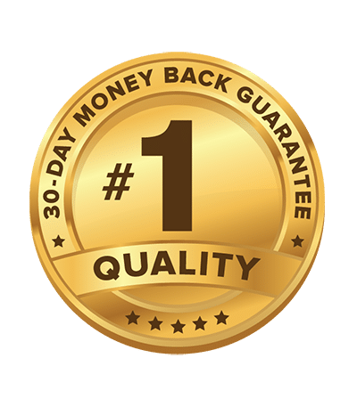 FibreFirst Money Back Guarantee