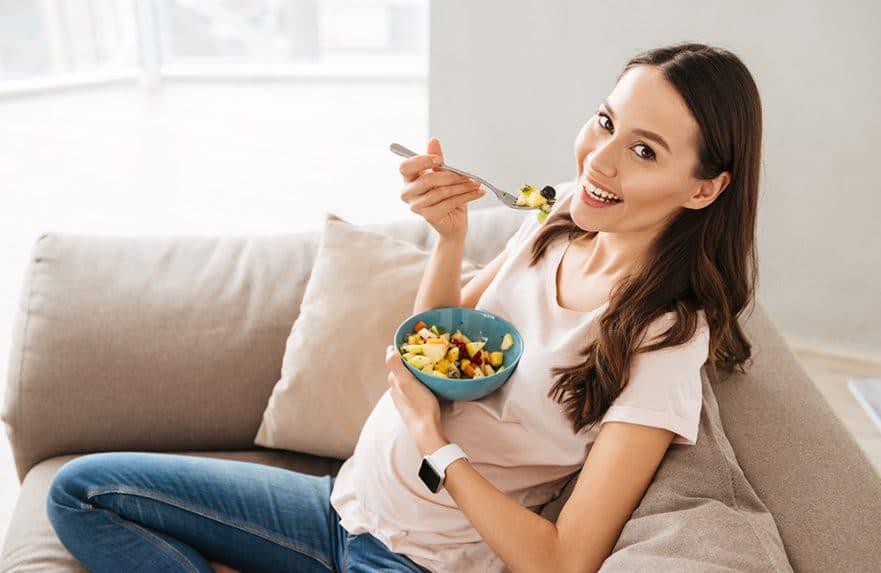 Tetap Makan Sehat Selama Work from Home. Bisa!