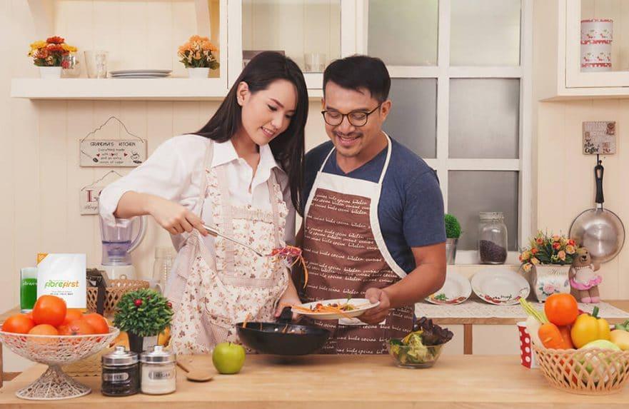 Makan dengan Gizi Seimbang untuk Mendukung Gaya Hidup Sehat