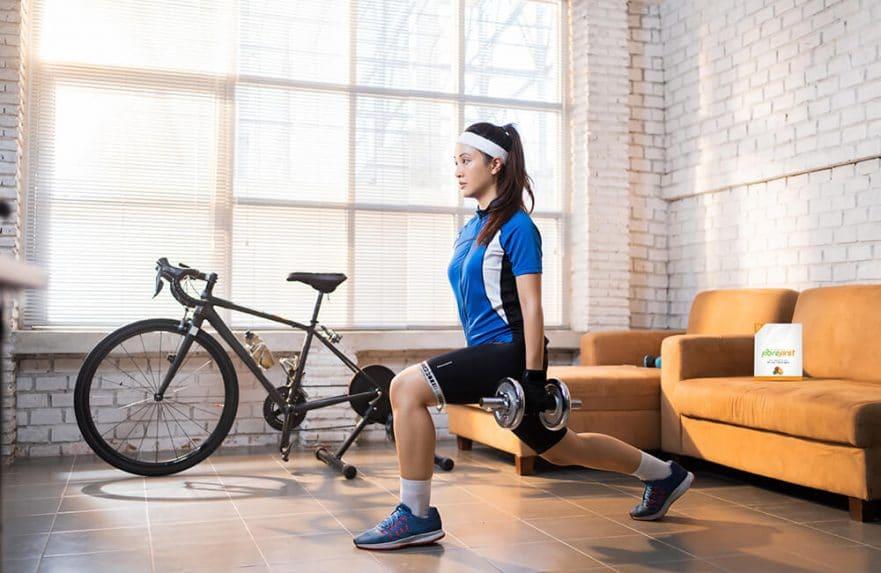 Jangan asal olahraga, perhatikan asupan energi sebelum, selama, dan setelah olahraga