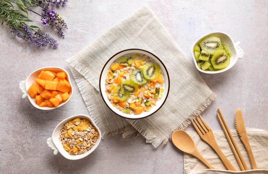 10 Rekomendasi Makanan Tinggi Serat untuk Jaga Kesehatan