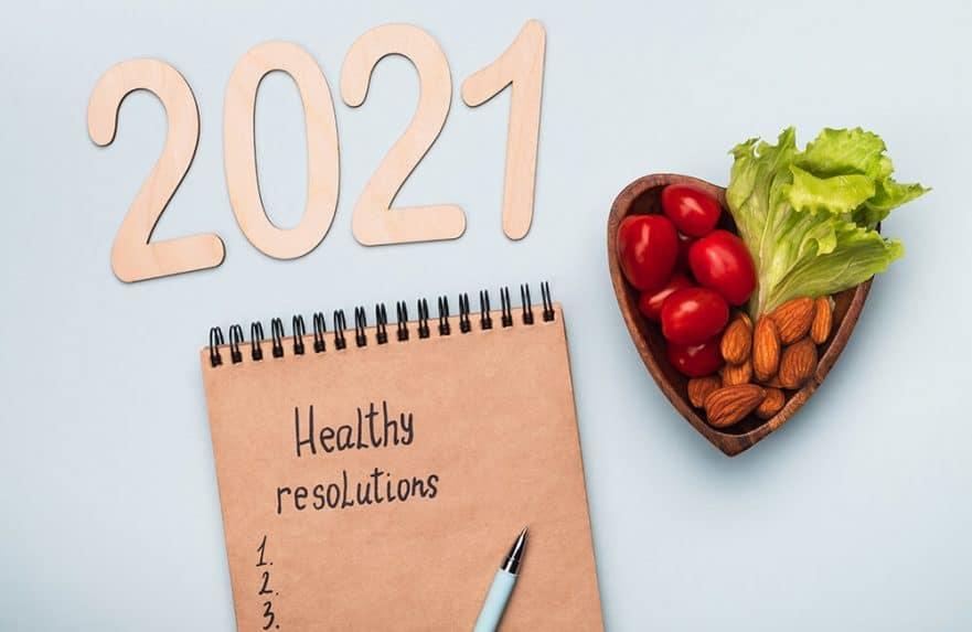 Membuat Resolusi Tahun Baru Lebih Sehat selama COVID-19