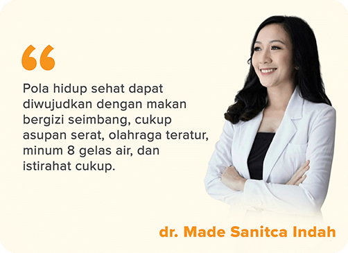 dr. Made Sanitca Indah