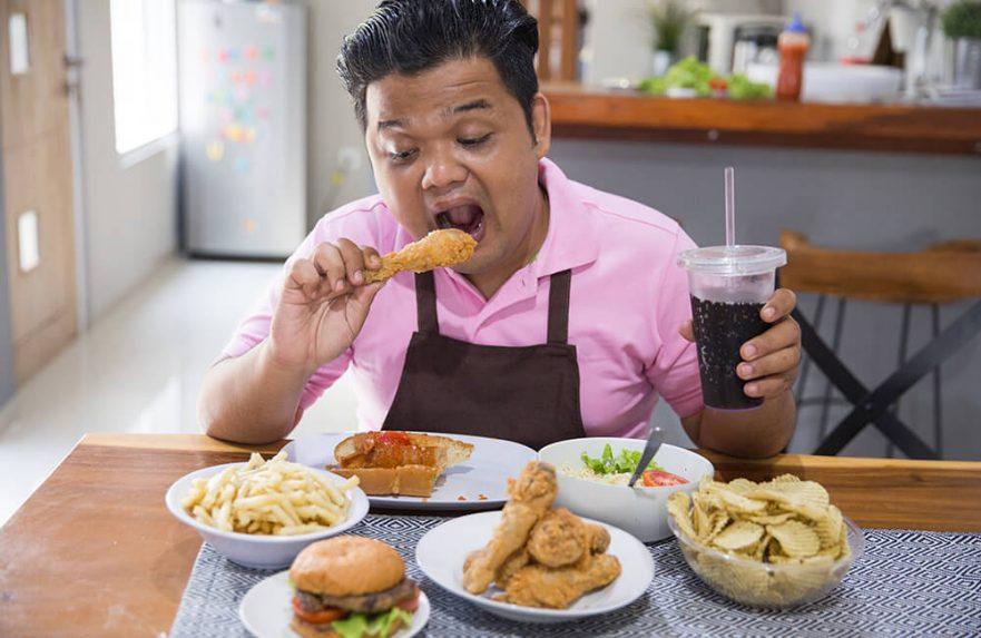 Efek Makanan Tinggi Karbohidrat dan Lemak (Western Diet) terhadap Bakteri Pencernaan
