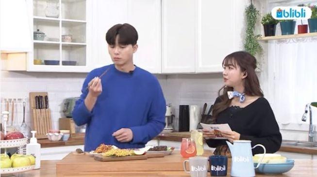 Park Seo Joon Bakal Gabung di Captain Marvel 2, Yuk Intip Makanan Indonesia yang Pernah Oppa Makan
